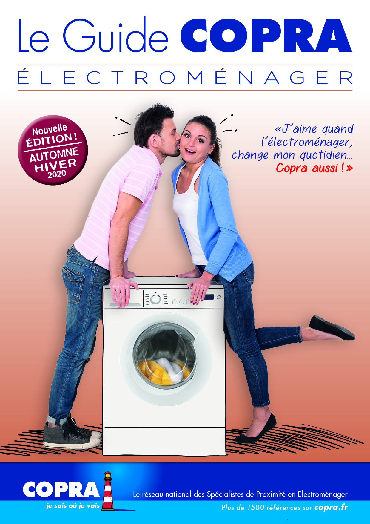 Guide Gros Electroménager - Automne-Hiver 2020